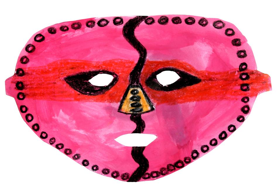 Afrikanische Maske von Christian (9)