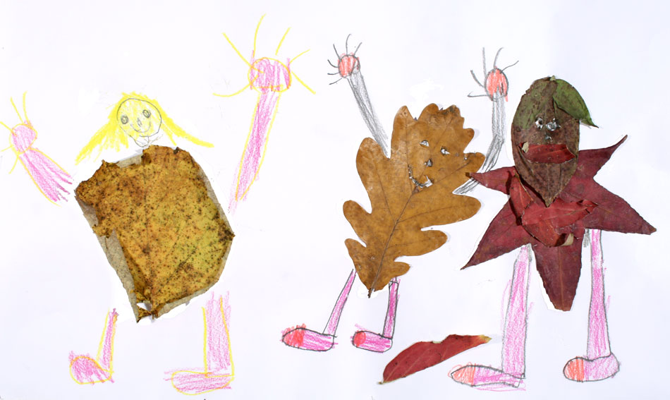 Blättergeister von Johanna (6)