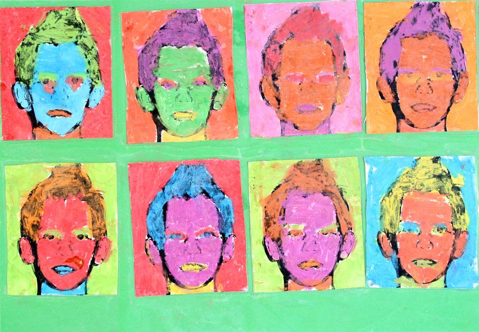 Mein Gesicht in Farbe von Tommy (10)