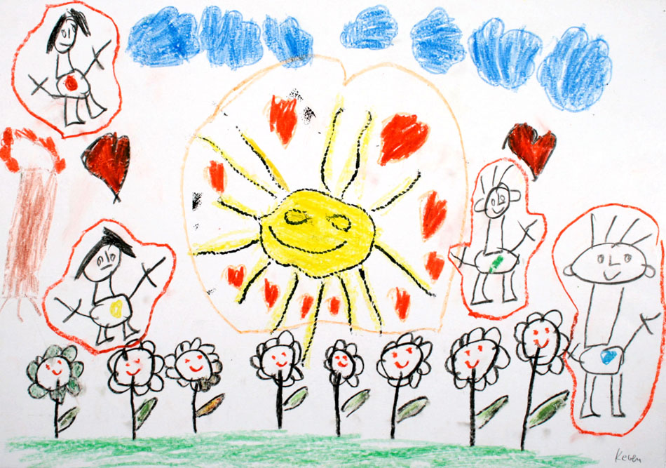 Sonne im Garten von Kevin (7)