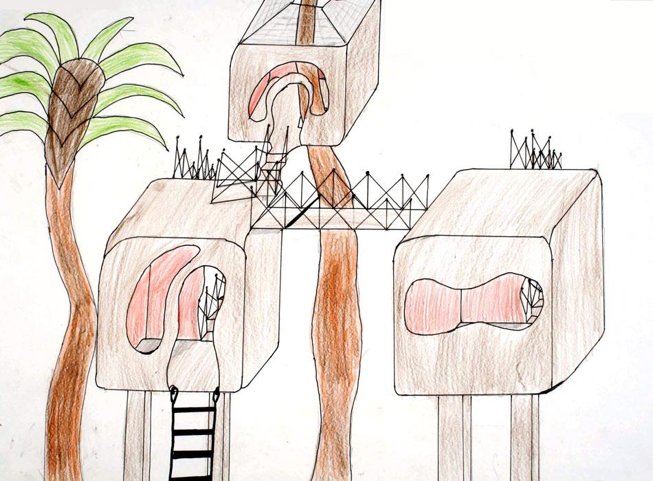 Organische Architektur von Jonas (13)