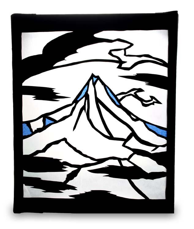 Japanischer Berg von Ryouna (12)