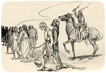 Vom König zum Sklaven
