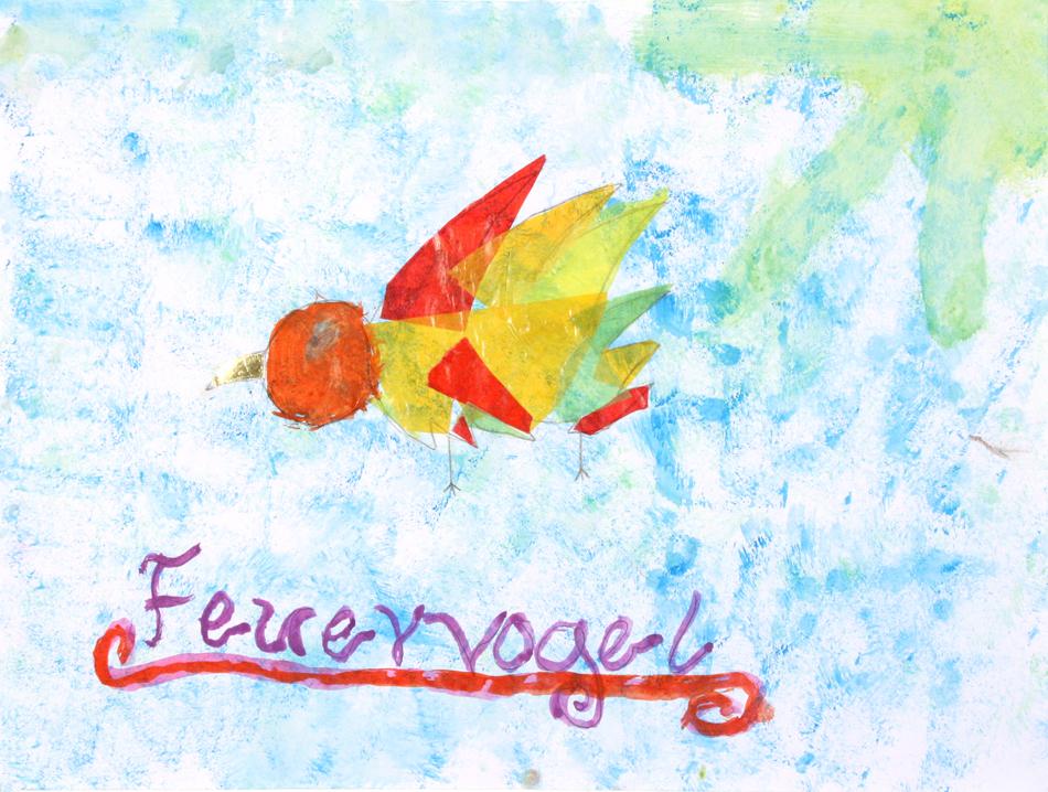 Fliegender Feuervogel von Manou (9)