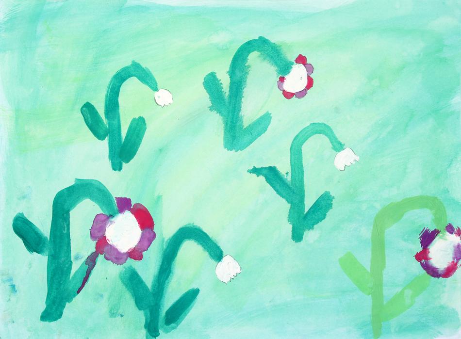 Frühlingsblumen von Lilly (7)