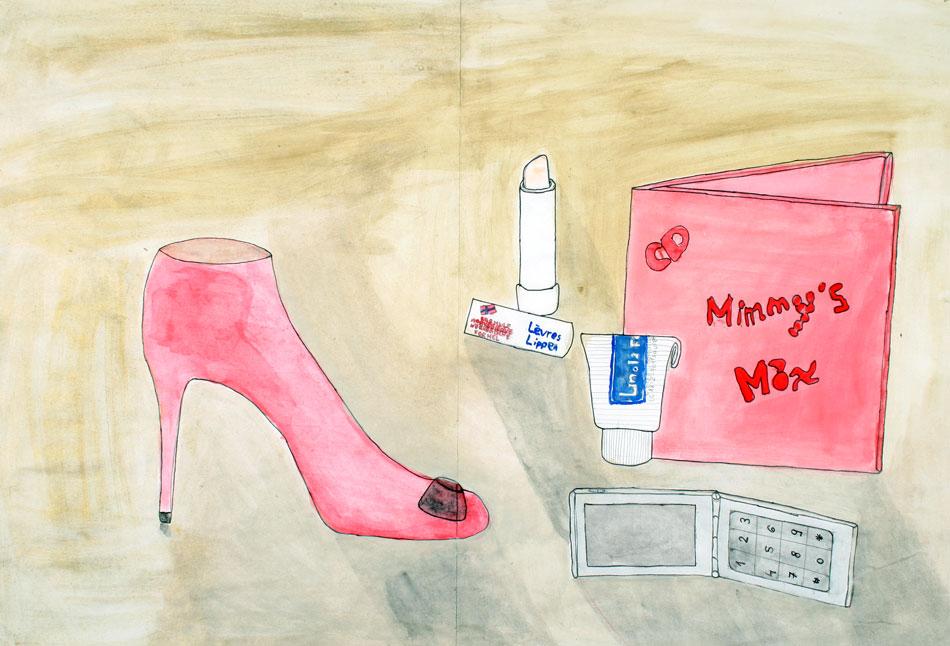Autobiografisches Stillleben von Mona (14)