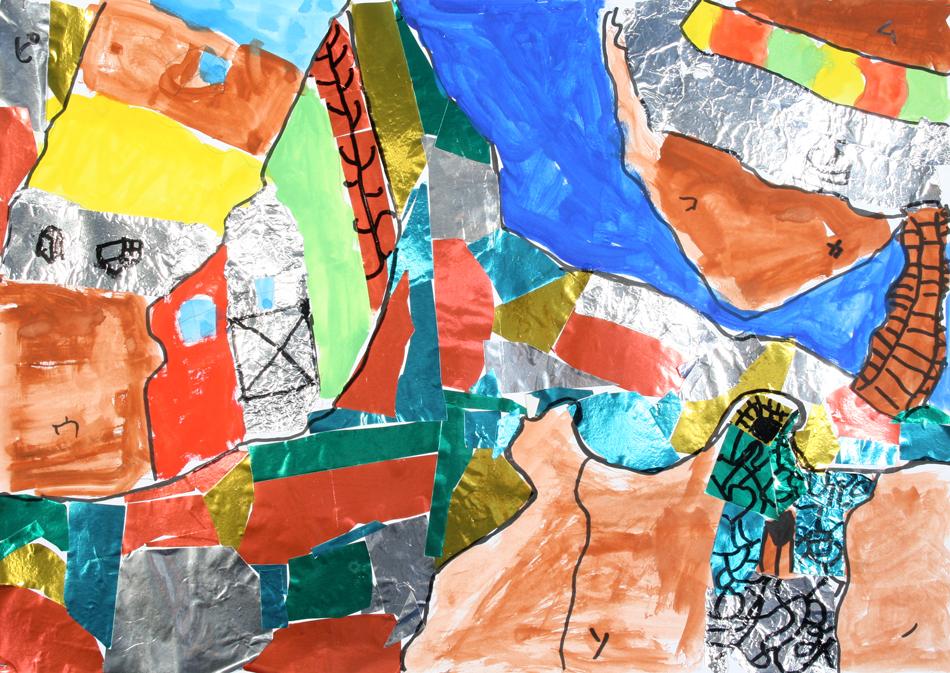 Landschaft von oben gesehn von Sho (9)