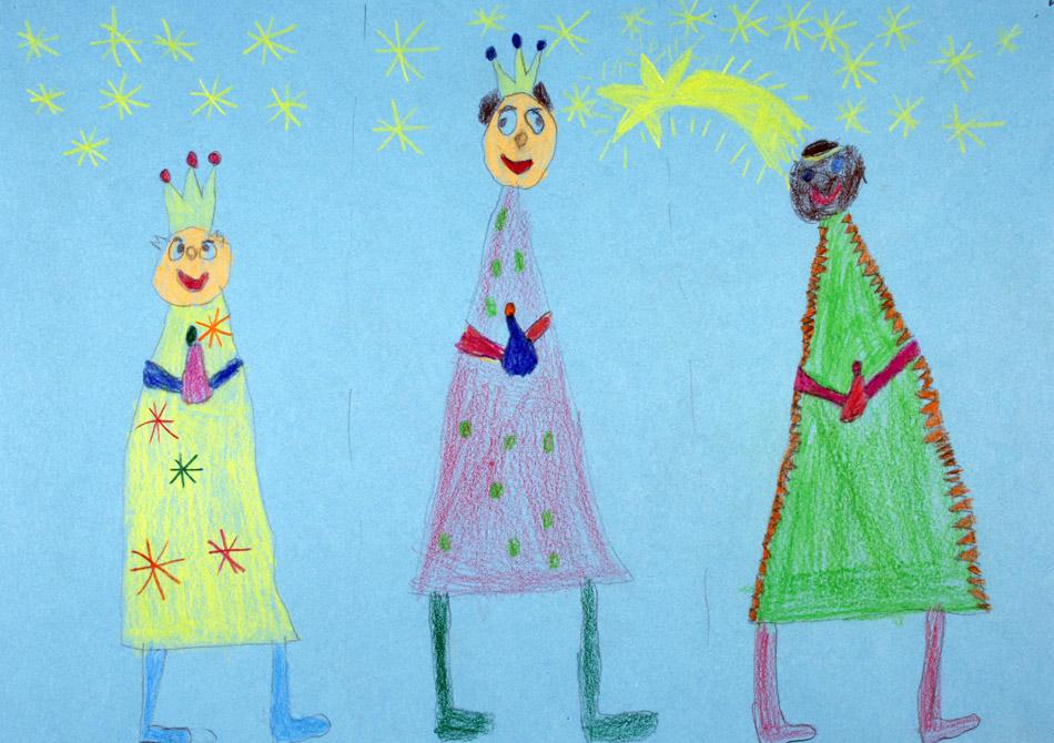 Heilige drei Könige von Pauline (7)