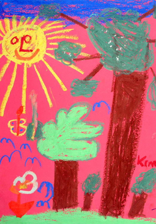 Schmetterlinge im Sonnenschein von Kim (6)