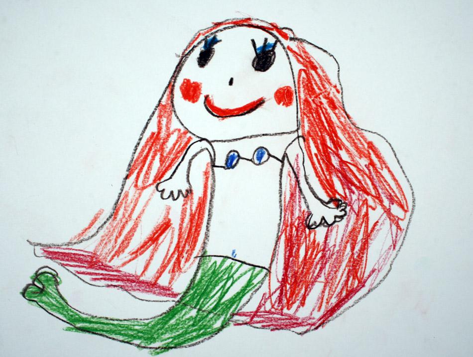 Meerjungfrau von Sarah (7)