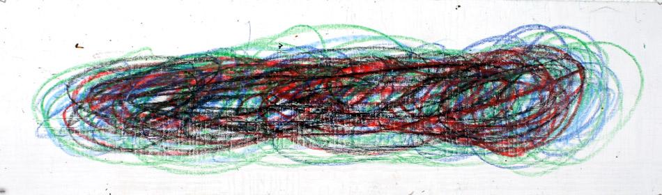 Experiment mit Strukturpapier von Carla (8)