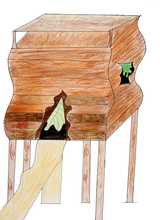 Organische Architektur von Anna (13)