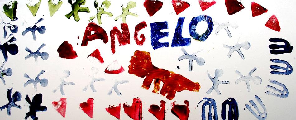 Fensterbild mit Name und Symbolen von Angelo (7)