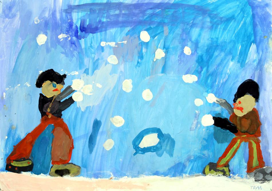 Schneeballschlacht von Tom (9)
