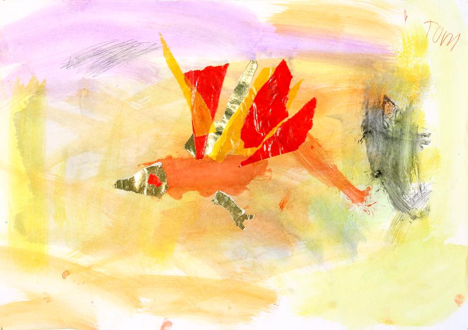 Fliegender Feuervogel von Tom (7)