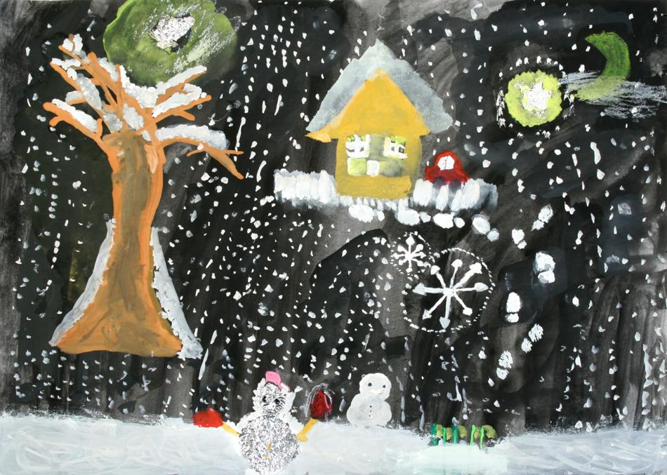 Winterlandschaft von Rena (9)