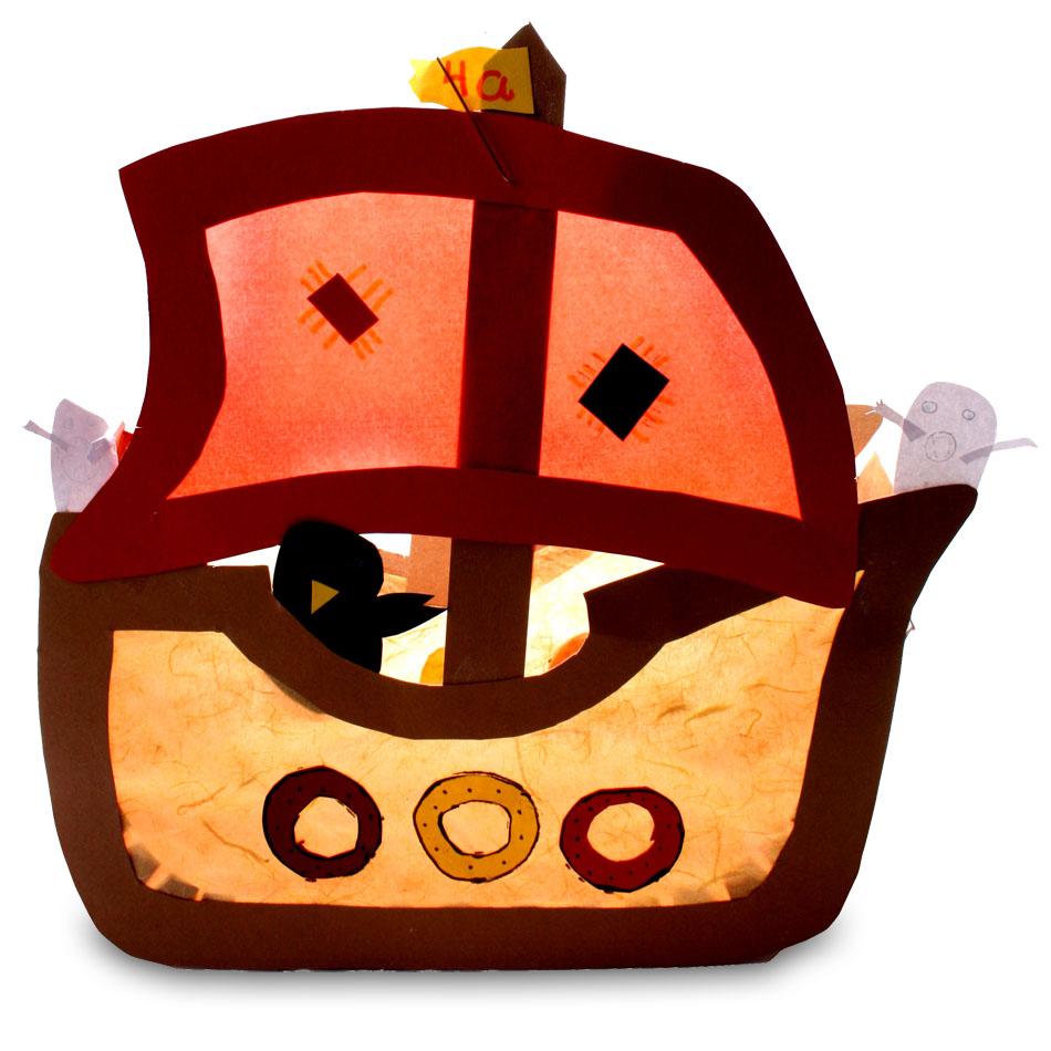 Piratenschiff von Charlotte (10)