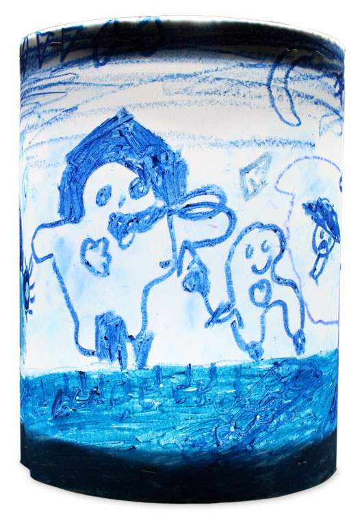 Alles ist blau von Angelo (8)