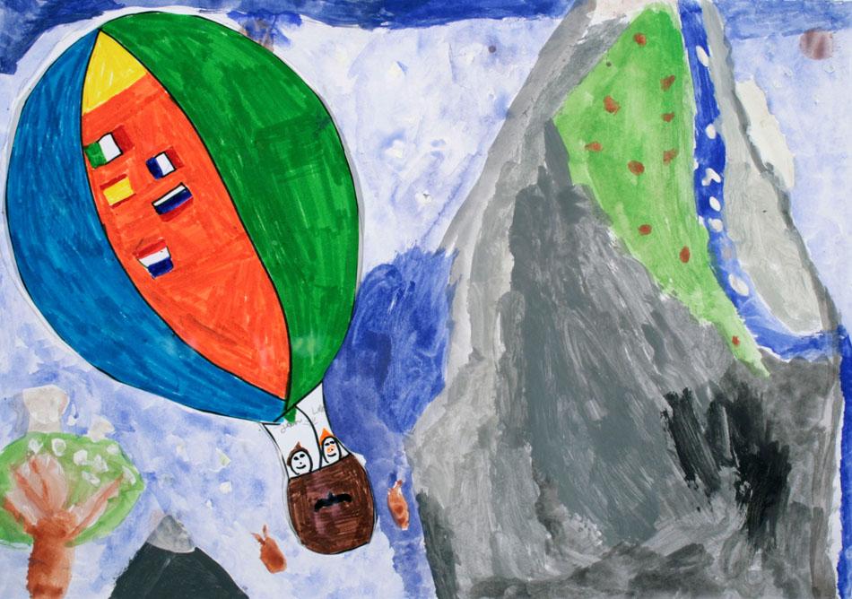 Fahrt mit dem Heißluftballon von Jan (10)