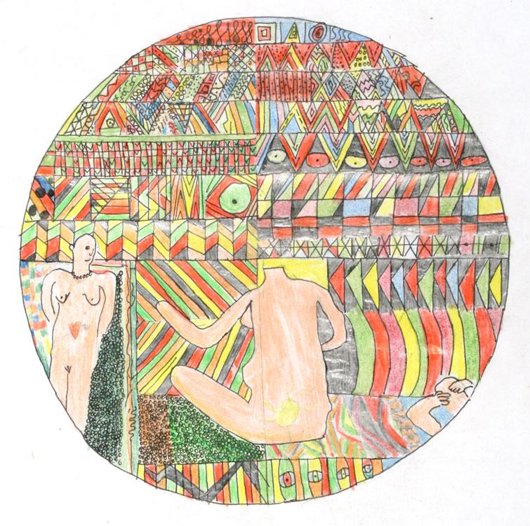Berühmte Kunstwerke nachempfunden von Christoph (12)