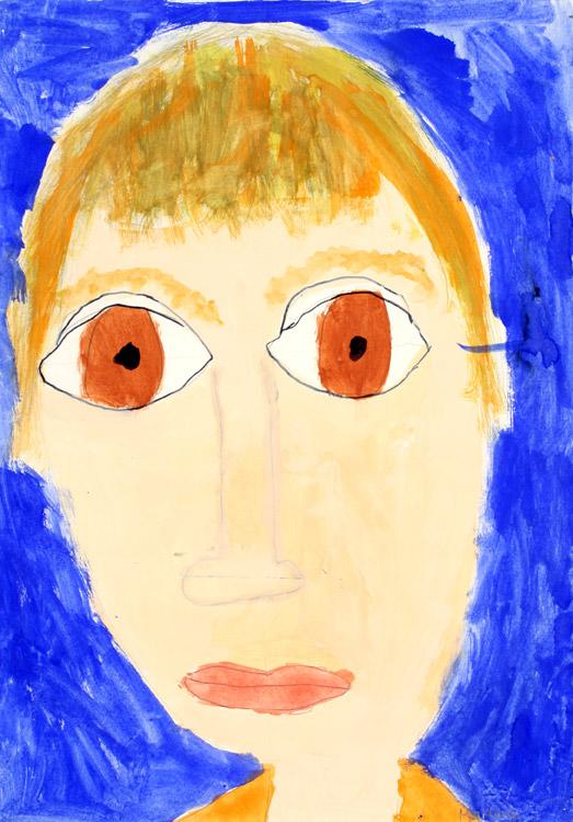 Selbstportrait von Marlene (8)
