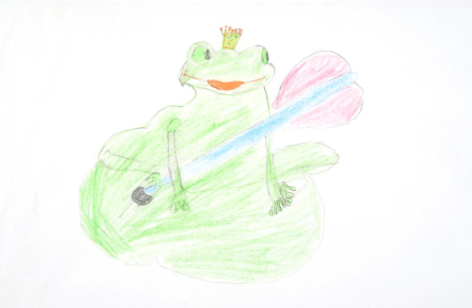 Frosch von Tanja (8)
