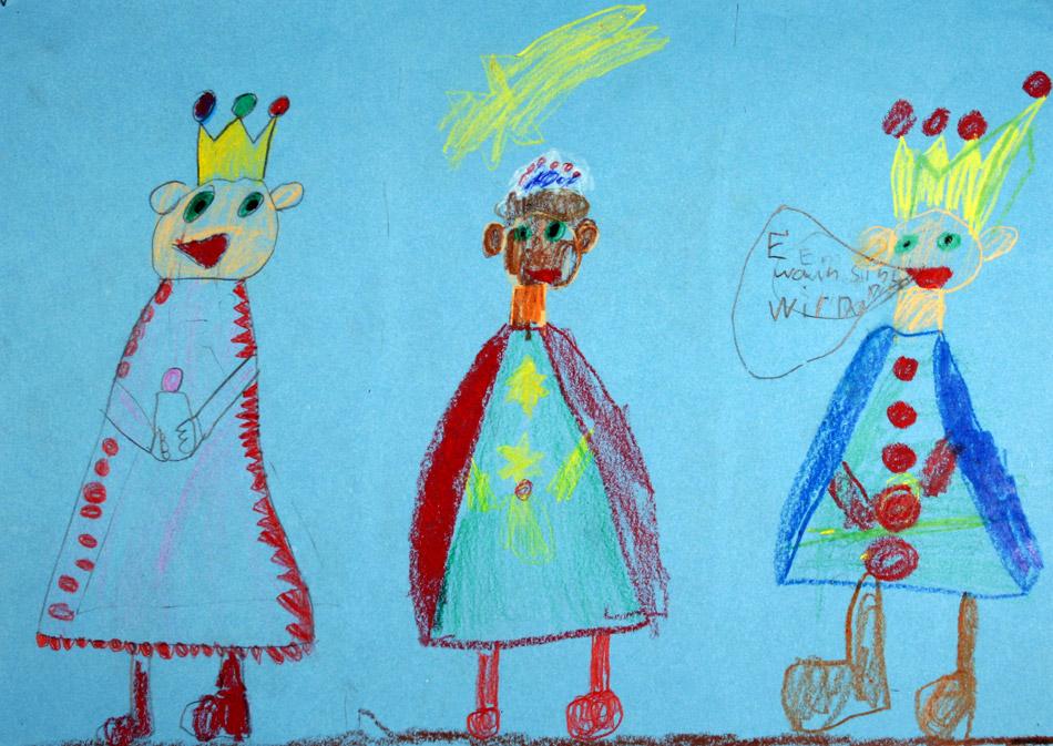 Heilige drei Könige von Justus (7)