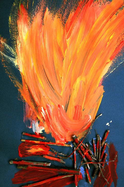 Osterfeuer von Zoran (8)