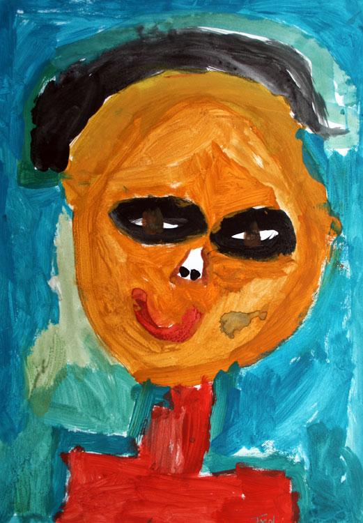 Selbstportrait von Marie (7)