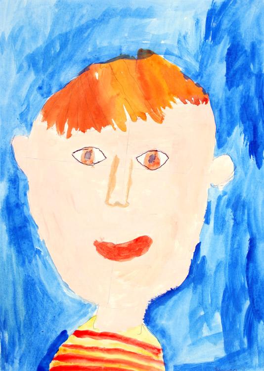 Selbstportrait von Romeo (8)
