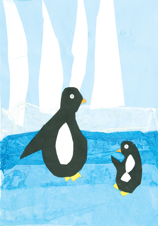 Pinguine am Nordpol von Damion (9)