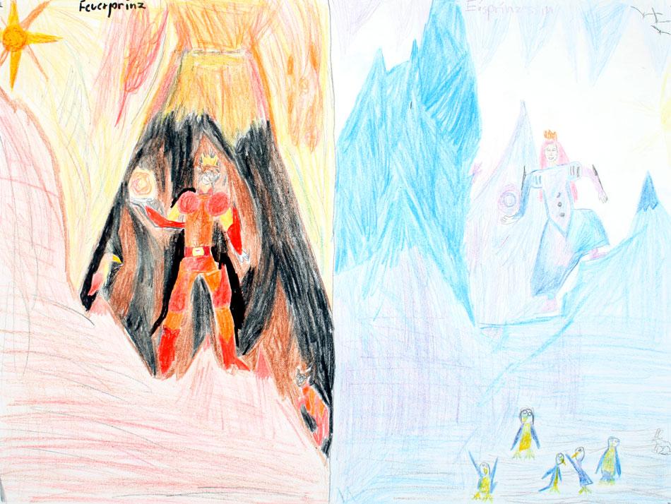 Feuerprinz und Eisprinzessin von Simon (10)