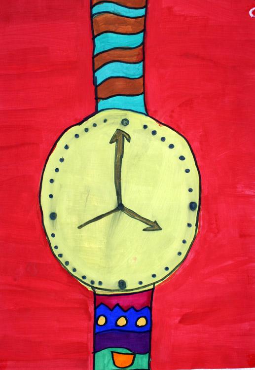Armbanduhr von Serafina (7)