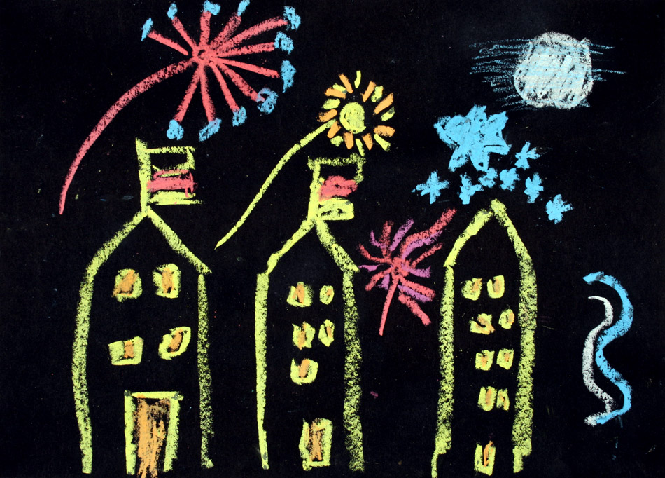 Feuerwerk 2009 von Julius (8)