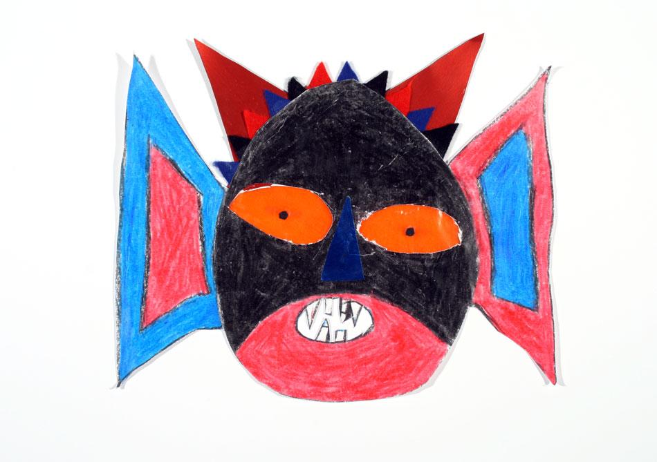 Maske von Sandra (10)