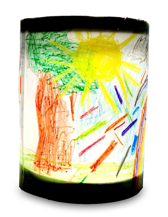 Baum mit Sonne von Jacqueline (7)