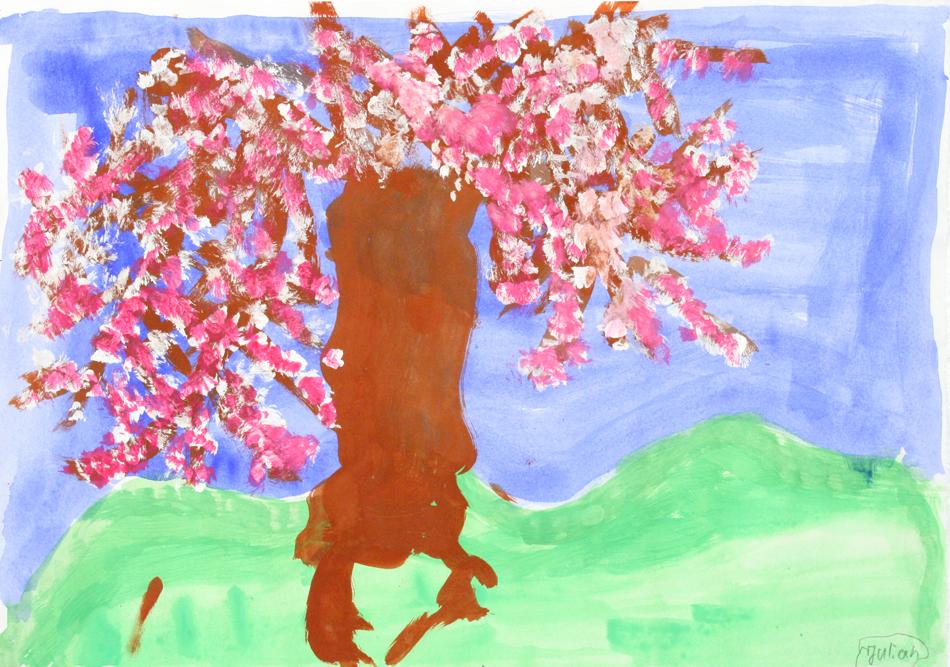 Blütenbaum von Julian (9)