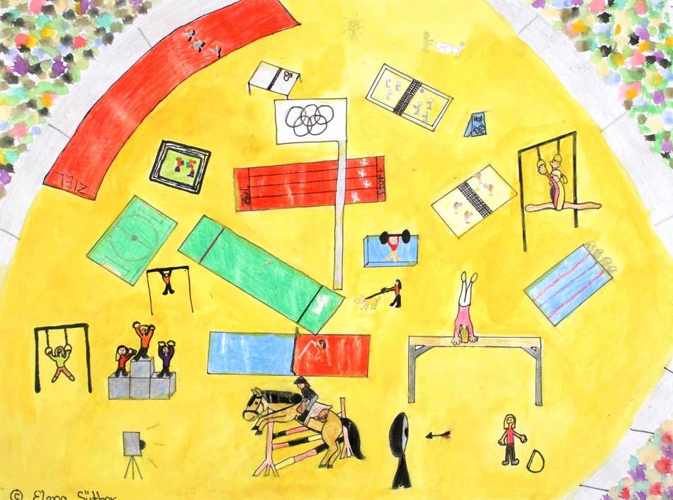 Olympische Spiele in Peking von Elena (12)