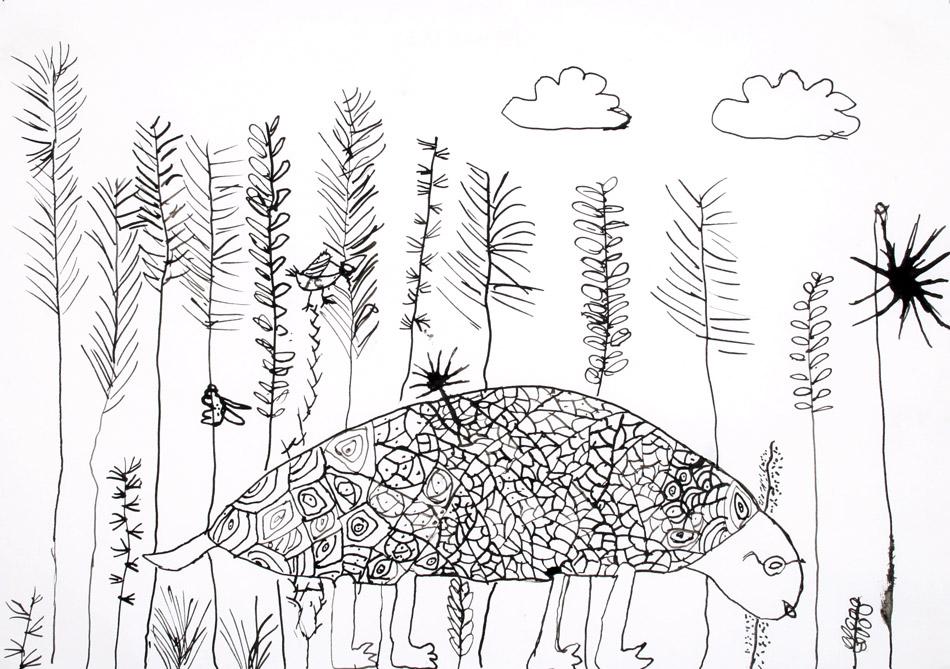 Käfer in der Wiese von Jaqueline (10)