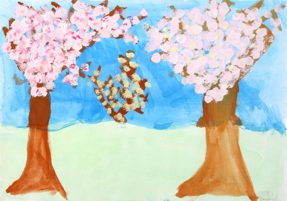 Blütenbäume von Dominick (9)