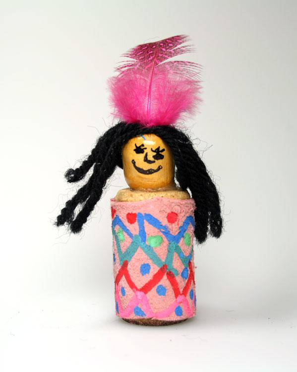 Indianerfiguren von Daniela (6)