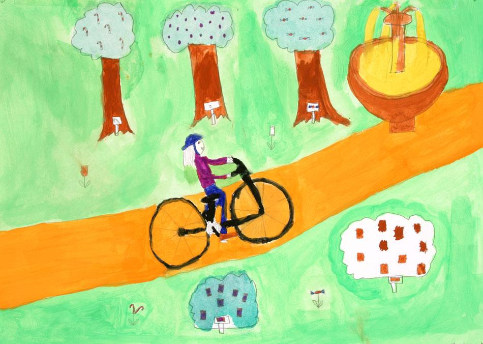 Ausflug mit dem Fahrrad von Clarissa (10)