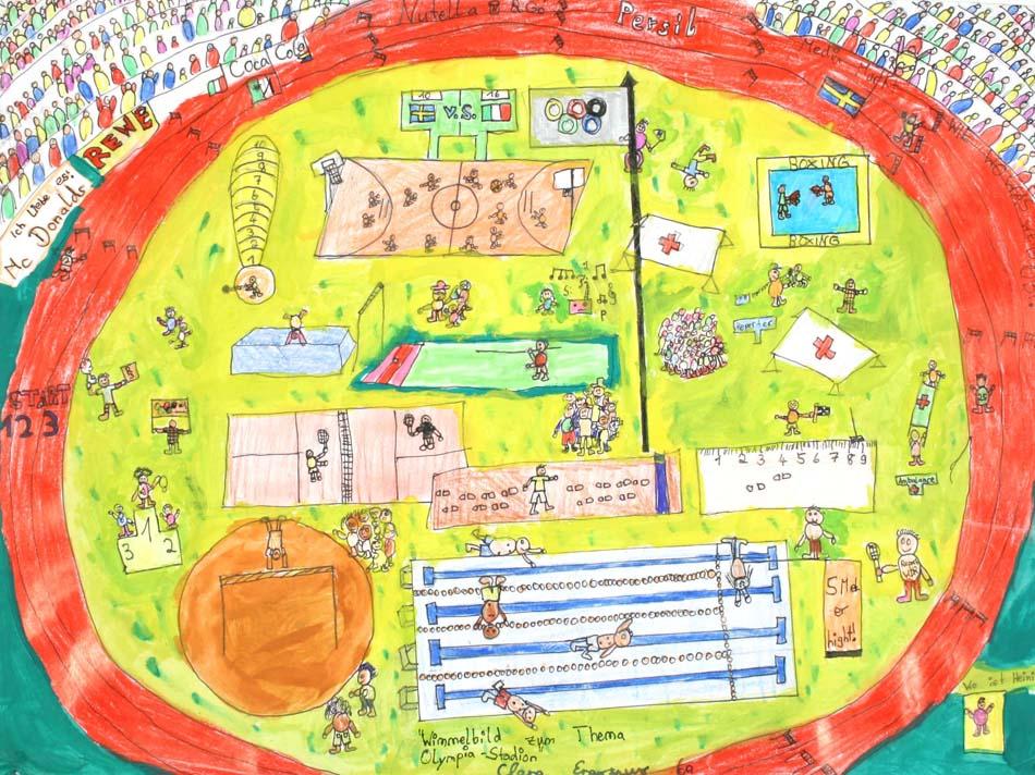 Olympische Spiele in Peking von Clara (12)