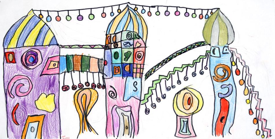 Hundertwasser-Haus von Fini (9)