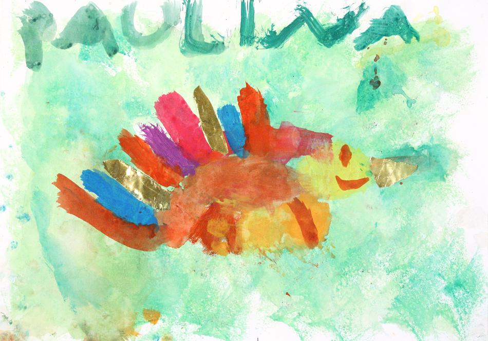 Fliegender Feuervogel von Paulina (6)