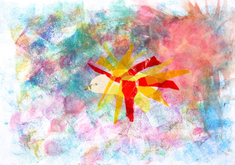 Fliegender Feuervogel von Laura (9)