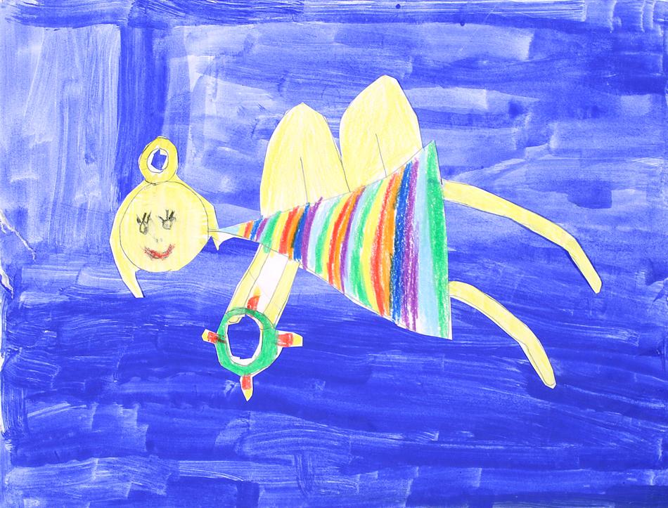 Fliegender Engel von Sven (10)